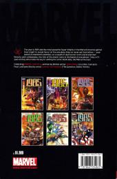 Verso de Marvel 1985 (2008) - Marvel 1985