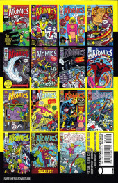 Verso de Madman and The Atomics - Tome INT1
