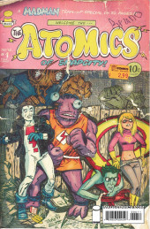 Verso de Madman Atomic Comics (2007) -6- Crushed in the Court of the Crimson King!