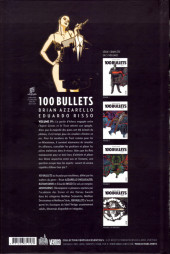 Verso de 100 Bullets (albums cartonnés) -INT4- Volume IV