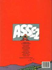 Verso de Le génie des Alpages -2b91- Comme des bêtes