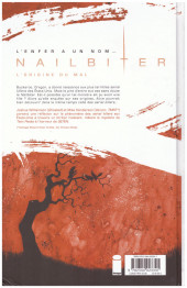 Verso de Nailbiter -5- Le Pacte du sang
