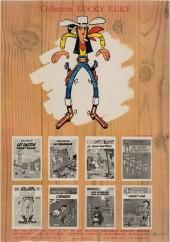 Verso de Lucky Luke -2b1967- Rodéo