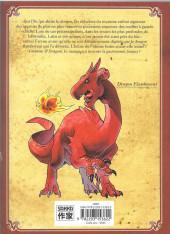 Verso de Gloutons & Dragons -4- Tome 4