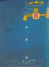 Verso de Gaston -7a1980- Un gaffeur sachant gaffer