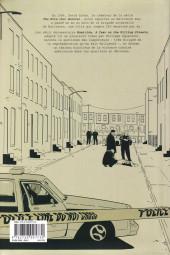 Verso de Homicide - Une année dans les rues de Baltimore -3- 10 février - 2 avril 1988