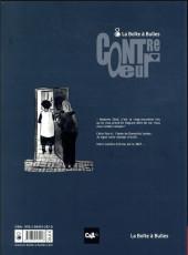 Verso de La ballade des dangereuses - La ballade des dangereuses, journal d'une incarcération