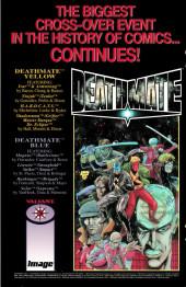 Verso de Deathmate (1993) -1- Prologue
