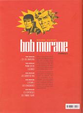 Verso de Bob Morane 10 (Intégrale Le Lombard) -8- Intégrale 8