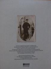 Verso de Théodore Poussin -13TL- Le dernier voyage de l'Amok