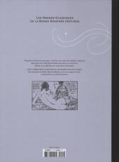Verso de Les grands Classiques de la Bande Dessinée érotique - La Collection -4965- Justine - Tome 2
