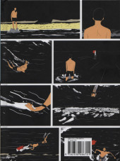 Verso de La nouvelle bande dessinée arabe - Short
