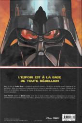 Verso de Star Wars - Rogue One : A Star Wars Story - Rogue One : A Star Wars Story