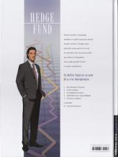 Verso de Hedge Fund -5- Mort au comptant