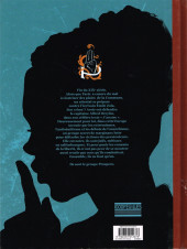 Verso de Beauté noire et le Groupe Prospero -1- Les chasseurs de haine