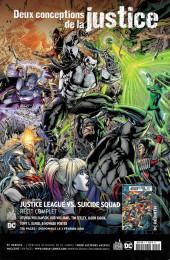 Verso de Justice League Rebirth (DC Presse) -9- Tome 9