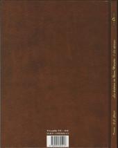 Verso de Les histoires de Nonon Marcelin -1- Les affouages