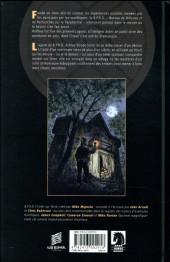 Verso de B.P.R.D. - L'Enfer sur Terre -7- Exorcisme