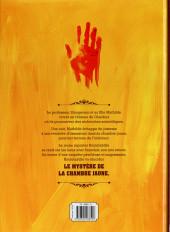 Verso de Rouletabille (Une aventure de) -1- Le mystère de la chambre jaune