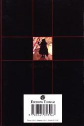 Verso de Comte Cain -2- L'éclosion