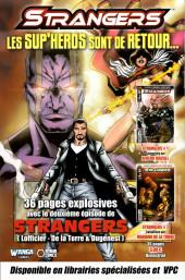 Verso de Strangers (Hexagon Comics) -20122- Jayde vs Hunter