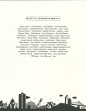 Verso de Le montréaler -1- Le Montréaler