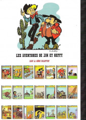 Verso de Jim L'astucieux (Les aventures de) - Jim Aydumien -25- Les vétérans