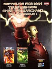Verso de Iron Man Hors-Série -2- Iron Man 3