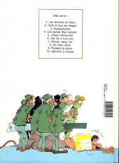 Verso de Les femmes en Blanc -8b1992- Six foies neufs