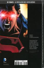 Verso de DC Comics - Le Meilleur des Super-Héros -67- Superman - La Légion des Trois Mondes