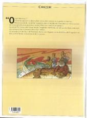 Verso de Les eaux de Mortelune -INT2- L'Intégrale II