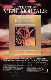 Verso de Conan the King (1984) -38- Crossroads