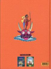 Verso de Namasté -3- Les larmes de la sorcière Asuri