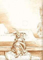 Verso de Atalante - La Légende -3TL'- Les mystères de Samothrace