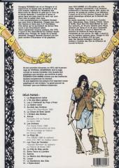 Verso de Thorgal -6a92- La chute de Brek Zarith