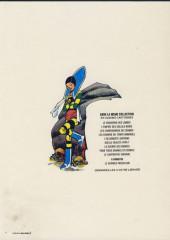 Verso de Le vagabond des Limbes -8a1983- Pour trois graines d'éternité