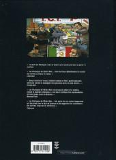 Verso de Les phalanges de l'ordre noir - Tome f2002