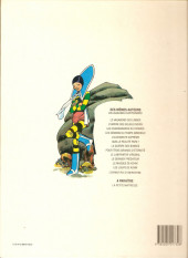 Verso de Le vagabond des Limbes -3b1987- Les charognards du cosmos