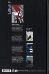 Verso de Batman : New Gotham -3- Le Garde du corps