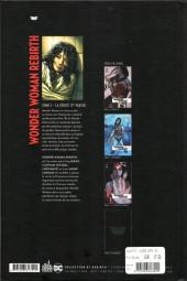 Verso de Wonder Woman Rebirth -3- La Vérité (1re partie)