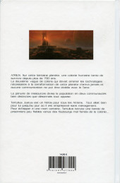 Verso de Liberty Deception -1- Volume 1