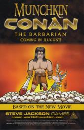 Verso de Conan: Island of no return (2011) -2- Conan: Island of no return #2