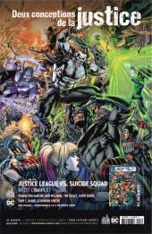 Verso de Suicide Squad Rebirth (DC Presse) -8- Suicide Squad - Justice League of America - Harley Quinn - Deathstroke