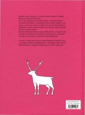 Verso de Derrière le bruit - L'enfance de William Burroughs