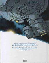 Verso de La planète des riches -1- Un voyage de la Terre à la thune