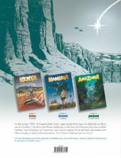 Verso de Namibia (Kenya - Saison 2) -INT- Intégrale