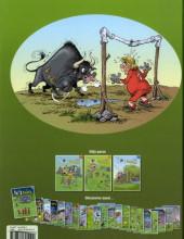 Verso de Les foot Furieux Kids -3- Tome 3