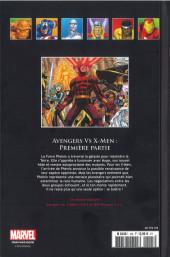 Verso de Marvel Comics - La collection (Hachette) -10577- Avengers Vs X-Men - Première Partie
