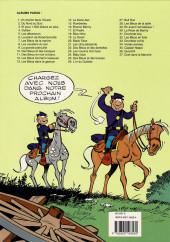 Verso de Les tuniques Bleues -1d95- Un chariot dans l'ouest