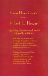 Verso de Red Sonja: A Death in Scarlet - Tome 1